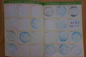 Harzer Wandernadel Stampbook - Wanderpass