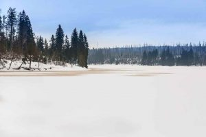 Winter Harz - Winterwandern Oderteich