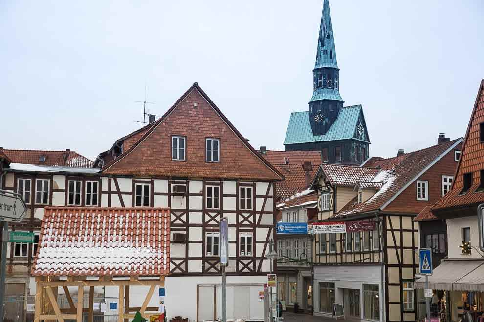 Harz Oude Stad Osterode am Harz