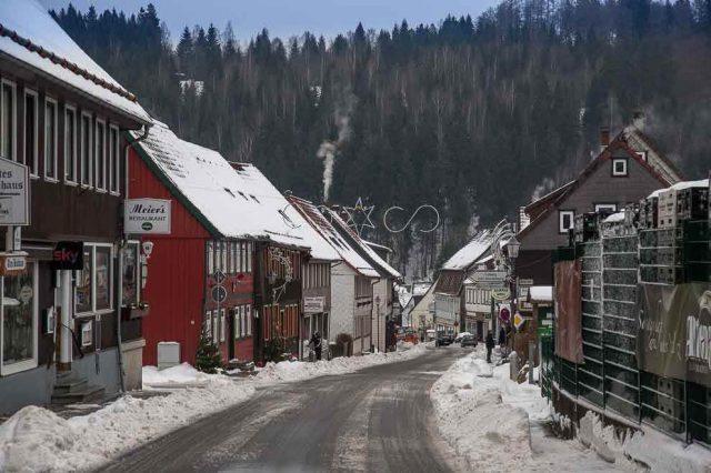 Harz Clausthal Altenau