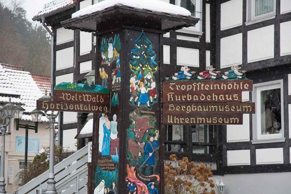 Harz Clausthal Bad Grund