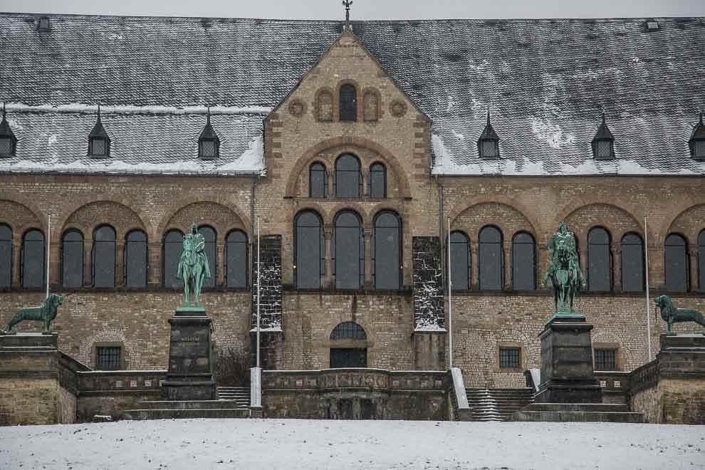 Harz Goslar Kaiserpfalz de