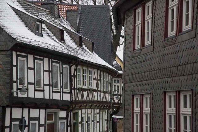 Harz Goslar Altstadt