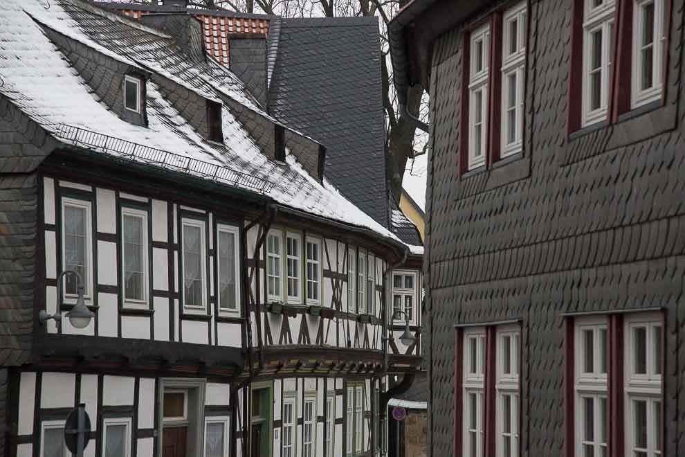 Harz Goslar Old Town