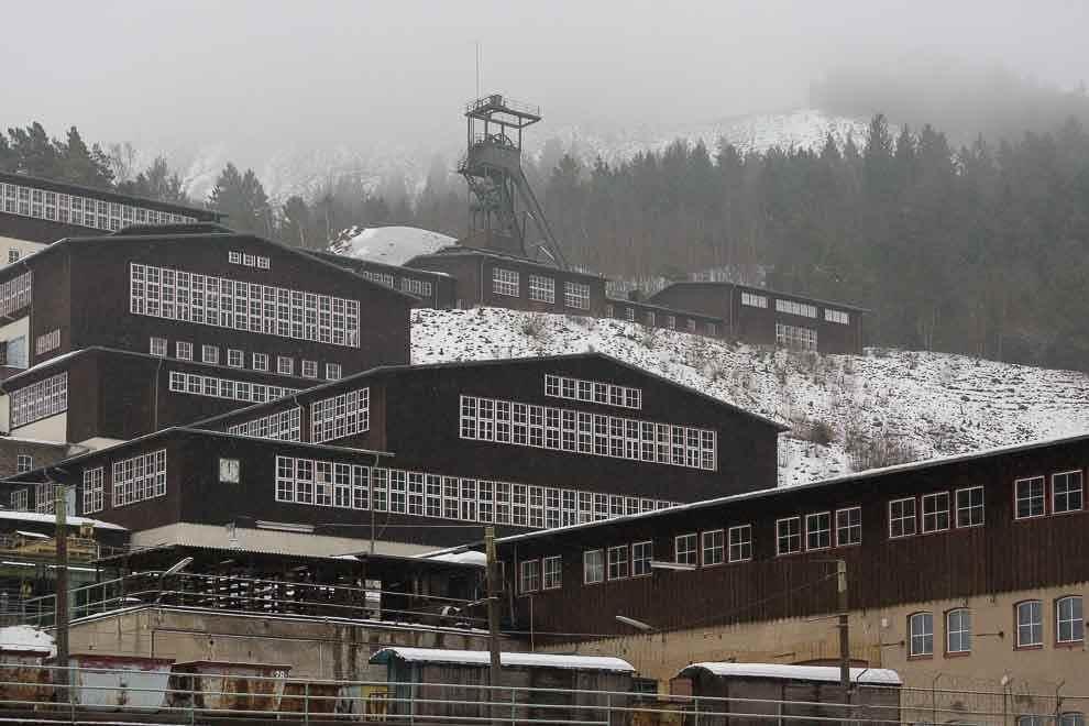 Harz Goslar Rammelsberg