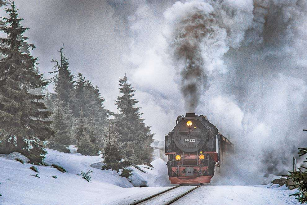 Brocken Railway