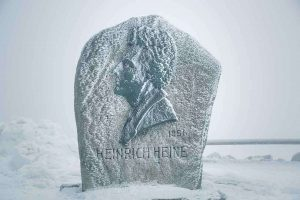 Brocken ascent - Heinrich Heine Harz journey