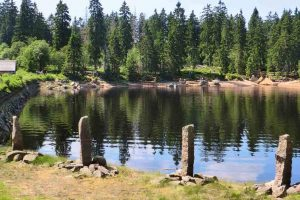 Wellness in the Harz Mountains - Oderteich