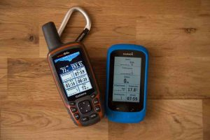 Hiking Navigation - Garmin GPSMap 64s GPS Hiking and Cycling Devices