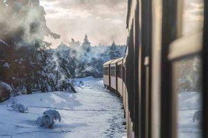 Wandelen met kinderen in het Harz gebergte