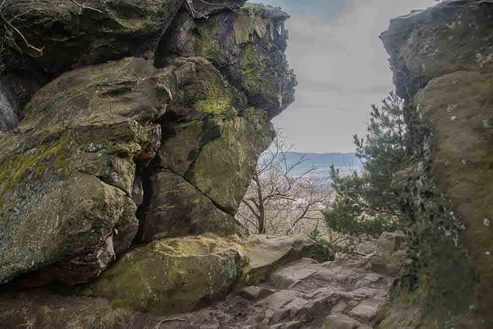 Devil's Wall Blankenburg