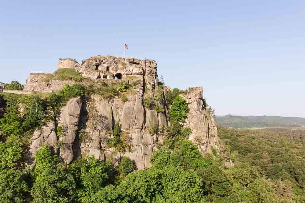 Castle Regenstein