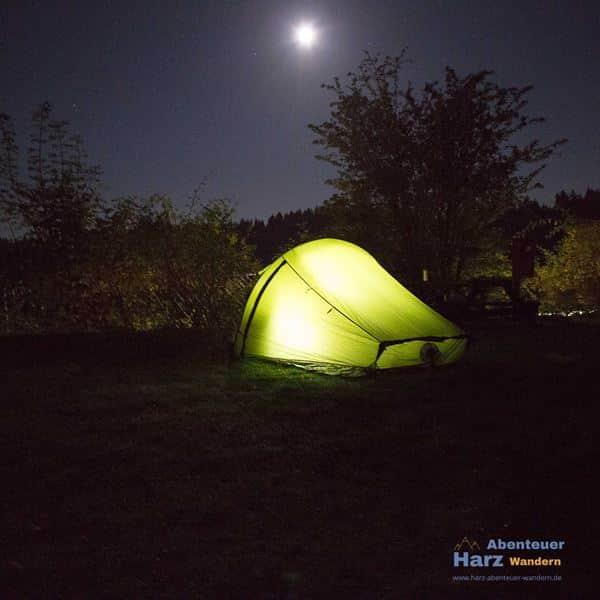 Harz Fotos - Zelten Hohegeiß