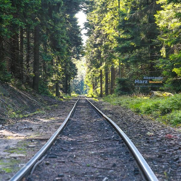 Harz photos - 140 km rails