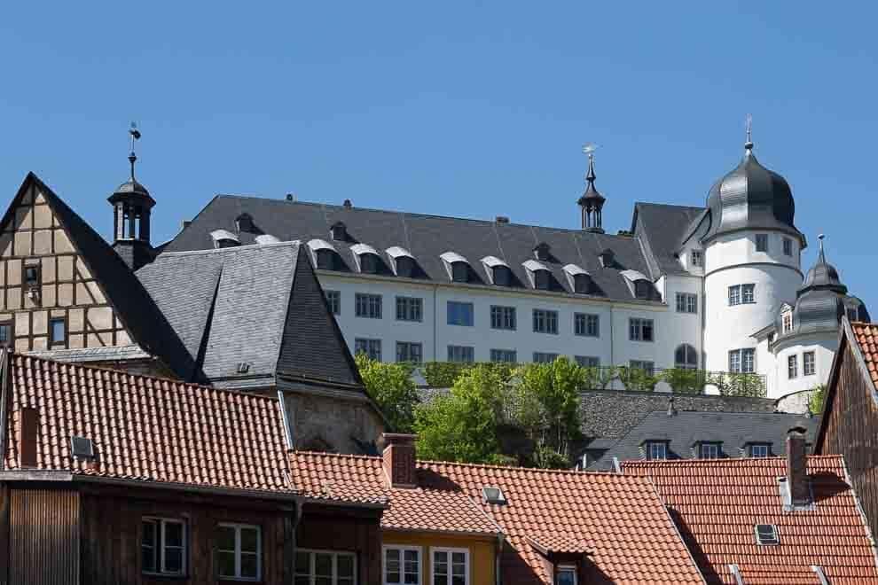 Stolberg Harz Castle