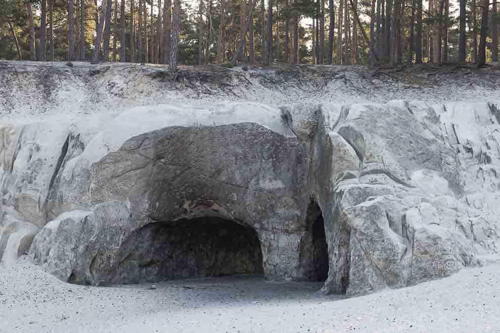Sandsteinhöhlen Harz