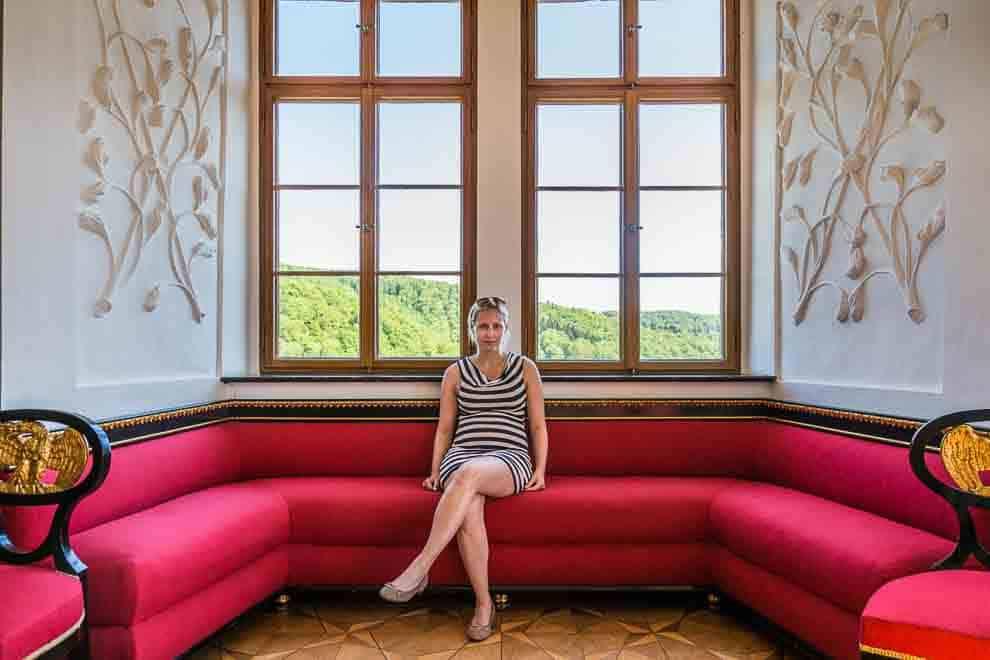 Burgen und Schlösser im Harz - Schloss Stolberg