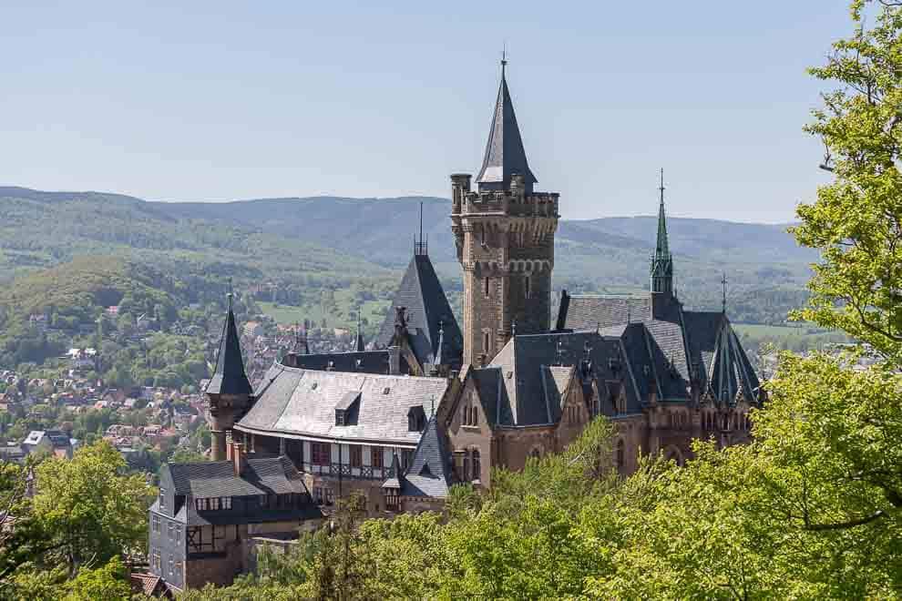 Kasteel Harz - Kasteel Wernigerode